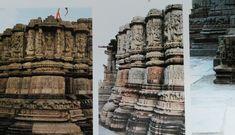 Gujarat Bavka Shiva Temple