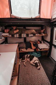 Travel Boots, Roof Storage, Adventure Aesthetic, Vanz, Van Home, Bus House, Bus Life, Van Living, Diy Camper