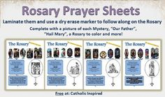 Lenten Prayer Chain / Countdown Plus, More Activities and a Link-up ~ Catholic Inspired