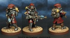 Agis Page of miniature painting and gaming - Adeptus Mechanicus Warhammer Paint, Warhammer 40k Art, Warhammer Models, Warhammer 40k Miniatures, Warhammer Armies, Warhammer Imperial Guard, 40k Imperial Guard, Imperial Knight, Sci Fi Miniatures
