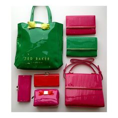 Ted Baker bags and purses