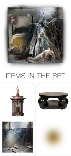 """""""The Ghost of Christmas Future"""" by auntiehelen ❤ liked on Polyvore featuring art"""