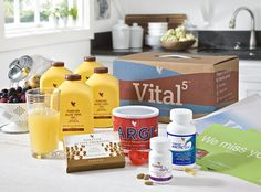 Forever Living Products is proud to introduce Forever Vital5 - our solution to healthy nutrition in one simple pack. Vital 5 contains Aloe Vera Gel, Forever Daily, Forever Active Probiotic, Forever Arctic Sea and ARGI+. Together these products help to support the Nutrient Superhighway!