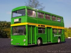 London Country DMS633 (MLK633L) | by Code 3 Bus Models
