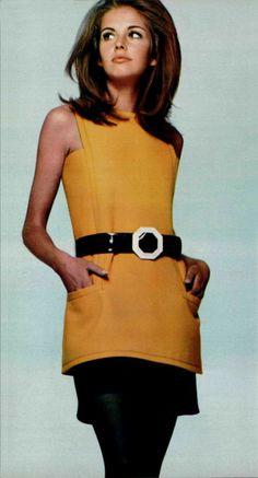 Fashion Officiel Magazine, 1969.