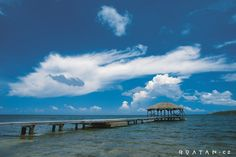 Havana beach club - Roatan Havana Beach, Roatan, Beach Club, Clouds, Outdoor, Caribbean, Outdoors, Outdoor Games, The Great Outdoors
