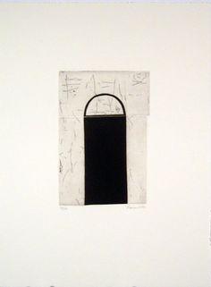 Francesc Pol, Radierung