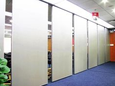 Movable Partition Walls | Gibo Folding Walls Manufacturer