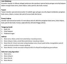 Contoh Buku Tamu Perusahaan Download File Guru
