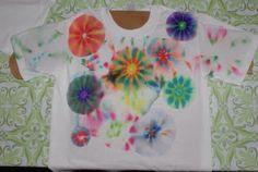 Sharpie Tie-Dye Shirts {Tutorial}