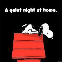 Quiet comfort.