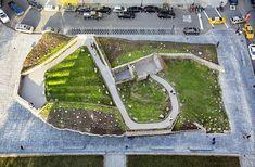 Renovation of the Irish Hunger Memorial complete #newyork #memorial #irish #landscape #architecture