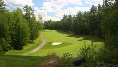 Eastman Golf Links, Grantham, NH 16th hole
