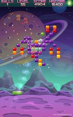 Alien Bricks APK v1.0.2 (Mod Money) - Android Game