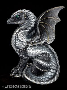Spectral Dragon in silver. This one is on my wish list.