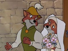 """Which Disney Wedding Should You Have? (""""You got Robin Hood! You love spending time outdoors. Your perfect wedding would be filled with chirping birds and the wind in your effortlessly-simple hairstyle."""")"""