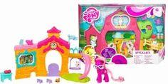 My Little Pony malý hrací set s poníkem