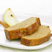 Cinnamon Pound Cake, serve this with sauteed pears and vanilla ice cream for a great summer dessert - the pound cake can be made up to 2 days ahead