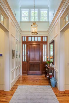 Grand Entrance | Gorgeous Foyer | Lowcountry Living | Home Decor Ideas |  Luxury Real Estate