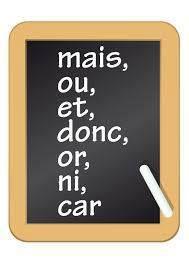 """Phrase mnémotechnique permettant de retenir les conjonctions de coordination en français: """"Mais où et donc, Ornicar?"""