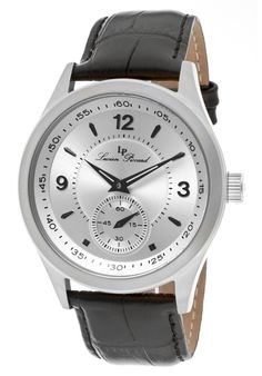 Price:$129.99 #watches Lucien Piccard 11606-02S, Even since 1923, the very spirit of each Lucien Piccard model has depended upon the time endless development of ideas and dedication to value, merit and peculiarity. Please step into the world where tradition and grace of an exceptional timepiece create a marvelous union.