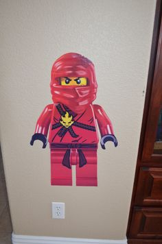 A Ninjago Birthday Party- The Food and Decorations (Part I)
