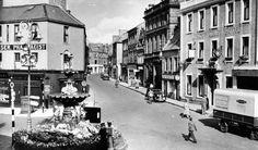 Dumfries, Scotland - My McBrair ancestors were from here.