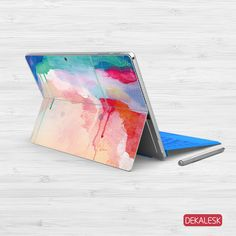 Features - This iPhone skin is available for Surface Pro 3 & Surface Pro 4. - Premium 3M Controltac Material. - Tough, Ultra-Thin Scratch Protection. - Easy To Apply And Remove. - Made To Order. About