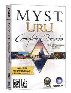 Complete collection includes Uru: Ages Beyond Myst as well as expansion packs To D'ni and The Path of the Shell - I'm not sure if there is an onine version of this anymore or not.