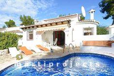 Chalet en Moraira en la zona de Benimeit con tres dormitorios * 275.000€ #Moraira #CostaBlanca
