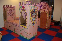 These genius moms are creating a dreamlike world for their kids from cardboard boxes