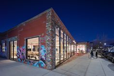 Completed in 2016 in Brooklyn, United States. Images by Matthew Carbone. A/D/O, the new design space in Greenpoint, Brooklyn founded by MINI, has completed construction, and will open to the public following the holiday...