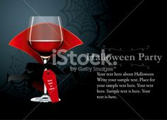 Vector of Halloween Party poster, banner Royalty Free Stock Vector Art Illustration