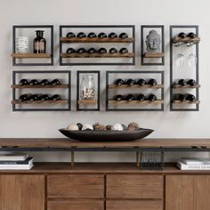 Wine Shop Interior, Interior Design, Home Decor Furniture, Cool Furniture, Wine Rack Inspiration, Wine Wall, Condo Decorating, Home Decor Quotes, Living Room Windows