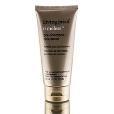 Living Proof timeless pre-shampoo treatment 2 oz Travel Size * Click image for more details.