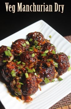 Vegetable manchurian gravy recipe gravy recipes and food veg manchurian dry recipe forumfinder Image collections