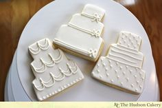 Image Detail for - Wedding Favor Sugar Cookies