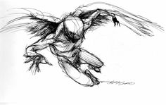FLIGHT OF ICARUS/ORIGIN: When Daedalus tried to escape the