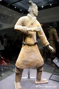 Xian Terracotta Army Pit No Inside WwwChinaMemoCom  XiAn