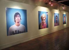 """""""4x4"""" de Micaela Pintos. Septiembre 2014"""