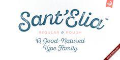 Sant'Elia Script (Yellow Design Studio) |  font, myfonts, premium, download