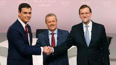 V?deo acalorado #LoM?sViral del a?o en #Espa?a #DebateRajoyS?nchez #Rajoy #S?nchez #TNxDE - http://a.tunx.co/d3K0Z