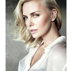 Charlize Theron Covers Easy Living July 2012 ❤ liked on Polyvore featuring people, models, backgrounds, women and charlize theron