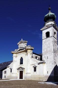 Chiesa di San Valentino - Esterno