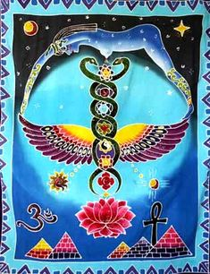 The Thoth Key The Aeon/Judgment, of Qabalisitic Tarot is: The principle of good judgment that is utilized in both personal and professional situations. Egyptian Mythology, Egyptian Goddess, Egyptian Symbols, Egyptian Art, Nut Goddess, Star Goddess, Goddess Art, Chakra Art, Chakra Symbols