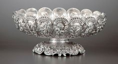 68114: A S. KIRK & SON SILVER FOOTED BOWL Samuel Kirk : Lot 68114