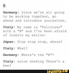 Goddammit Italy... *Le facepalm*