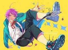 Anime Boys, K On Anime, Anime Art, Character Concept, Character Art, Character Design, K Pop, Gamers Anime, Rap Battle