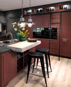 Top Kitchen Trends Prediction for 2018. Today's post is all about the the kitchen trends for 2018. Here's a look at some new kitchen trends coming in on the horizon.