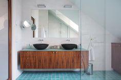 Image result for modern loft bathroom